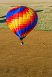 Mondial hot Air Ballon reunion in Lorraine France