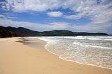 lopes mendes beach ilha grande brazil