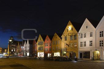 old Bergen, Norway