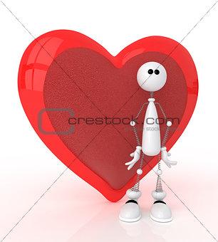 3d St. Valentine's Day.