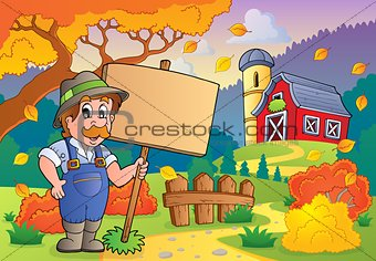 Autumn farm theme 2