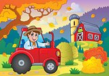 Autumn farm theme 5