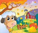 Autumn farm theme 6