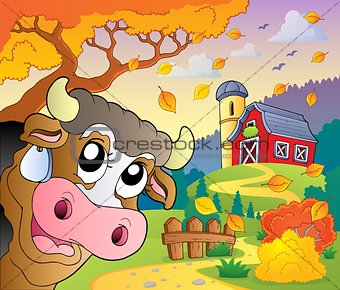 Autumn farm theme 7