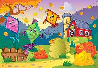 Kites theme image 6
