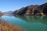 Georgia - Zhinvali Reservoir