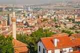 Cityscape of Ankara