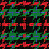 vector seamless pattern Scottish tartan 5