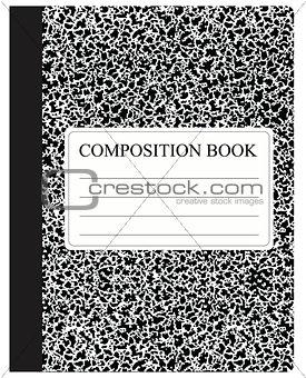 Black Composition Book
