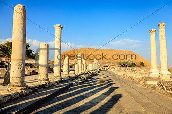 Beit She'an