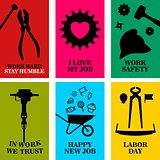 Work cards