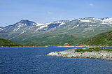 Lodge in Jotunheimen