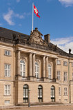 Denmark, the Royal Palace,Copenhagen