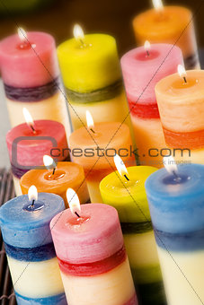 candle home