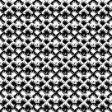 Design seamless monochrome abstract pattern