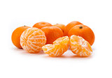 slices of mandarin