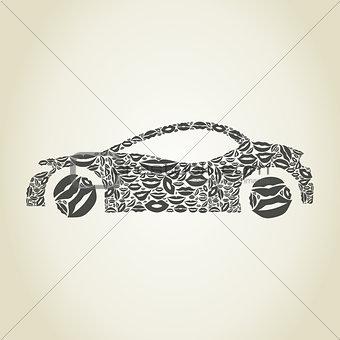 Car a lip