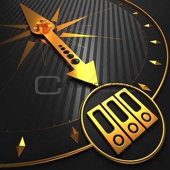Folders on Golden Compass.