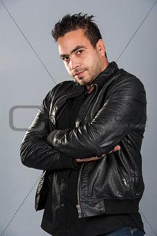Portrait shoot of egyptian man