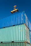 containers port