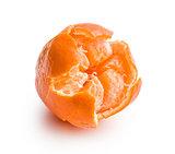 peeled mandarin