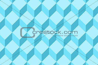 Blue and white pattern