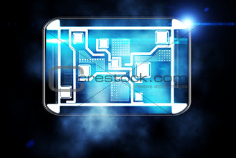 Abstract technology interface