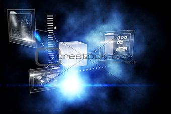 Abstract business interface