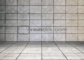 Grey room