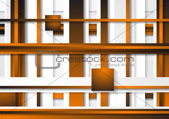 Abstract concept technical vector background