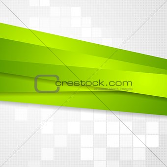 Abstract vector technical background