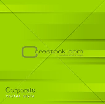 Abstract vector technical design