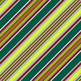 Seamless green diagonal pattern
