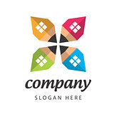 logo construction company