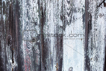 Aged wood painted texture