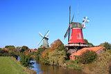 Windmills, Germany