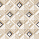 Fashion pattern with square diamonds