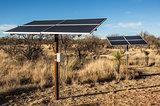 Desert Solar Panels
