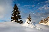 Madonna di Campiglio Ski Resort, Italian Alps, Italy