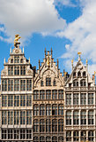 Antwerp Guild houses