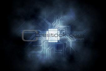 Circuit board graphic