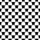 Design seamless monochrome diagonal pattern. Abstract lattice ba