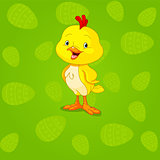 Easter Chick background