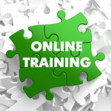 Online Training on Green Puzzle.