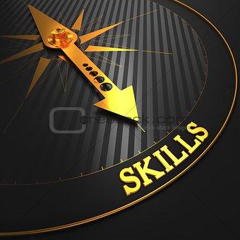 Skills on Golden Compass.