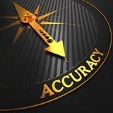 Accuracy Concept.