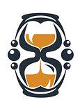 Hourglass symbol