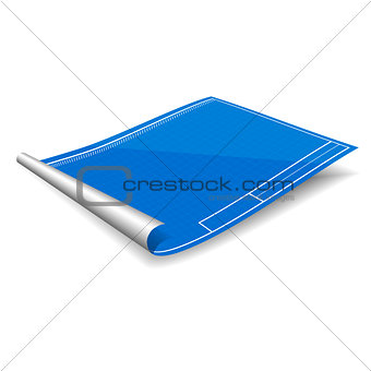 blank blueprint