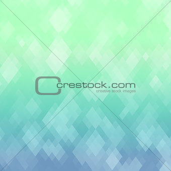 Abstract colorful geometric pixel background