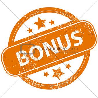 Grunge bonus logo